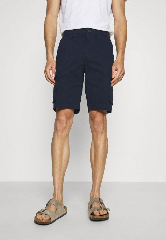 SLHAIDEN CARGO - Shorts - dark sapphire