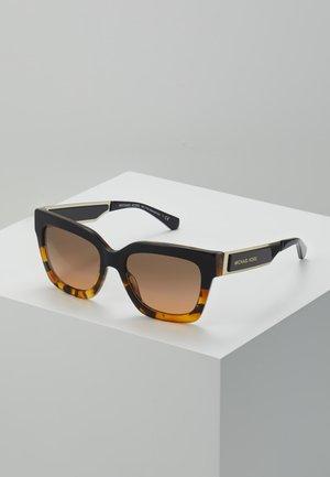 Sonnenbrille - block blacktort