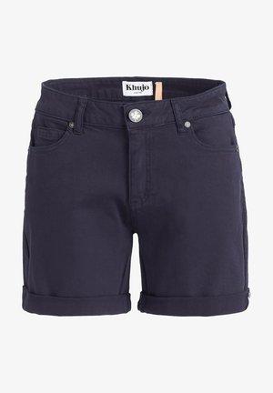 RIVEN - Denim shorts - dunkelblau