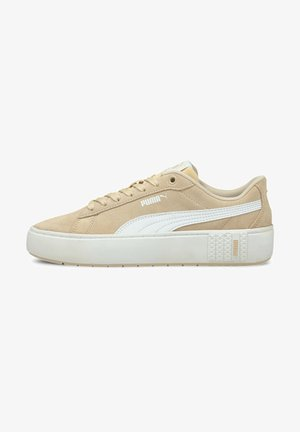Trainers - shifting sand-puma white