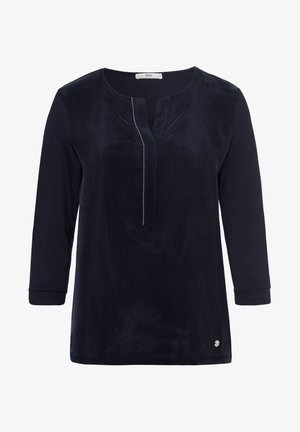 STYLE CLARISSA - Long sleeved top - navy