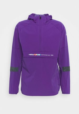 RIHU - Soft shell jacket - lavender