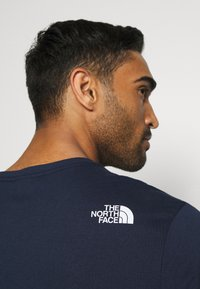 The North Face - BEREKELY CALIFORNIA TEE - Print T-shirt - aviator navy - 3