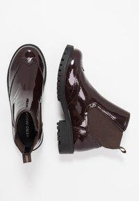 Vero Moda - VMGLORIAFEA - Ankle boots - zinfandel - 3