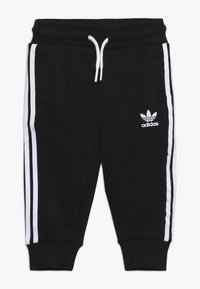 adidas Originals - CREW SET UNISEX - Träningsset - black/white - 2
