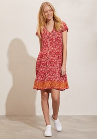 Odd Molly - FELICIA - Day dress - cherry red - 1