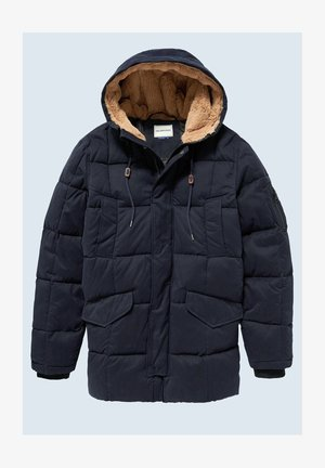 SNOWDON - Winter coat - schwarzblau