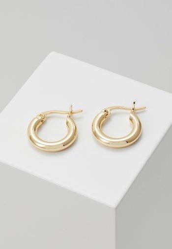 MINNA RING - Kolczyki - gold-coloured