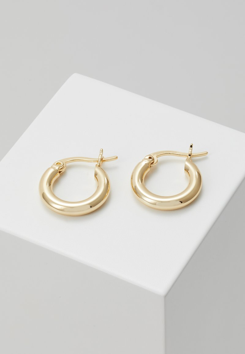 SNÖ of Sweden - MINNA RING - Earrings - gold-coloured