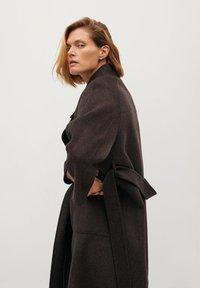 Mango - MARLON - Classic coat - mittelbraun - 3