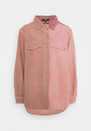 SPLICE - Button-down blouse - pink