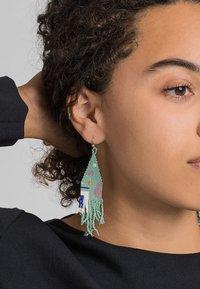 FOLKDAYS - Earrings - blau - 1