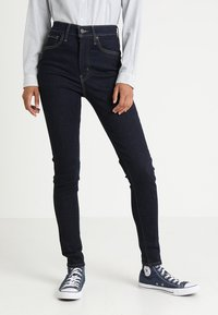 Levi's® - MILE HIGH SUPER SKINNY - Jeans Skinny Fit - celestial rinse - 0