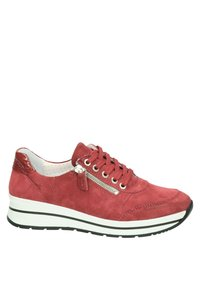 Nelson - Baskets basses - rood - 5