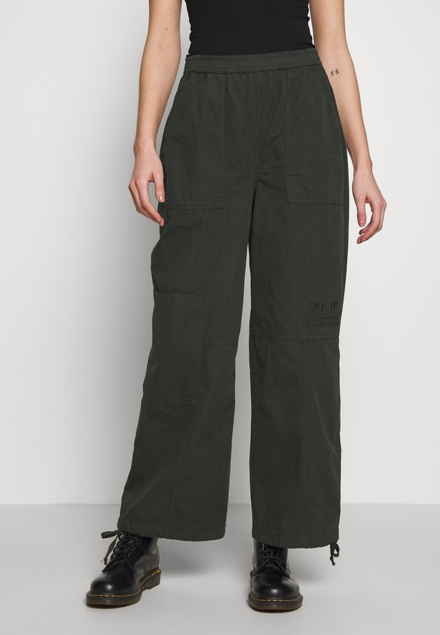 EXTREME  PANT - Pantaloni cargo - khaki