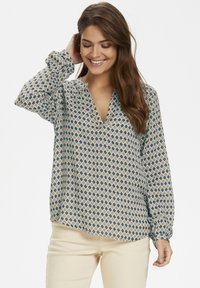 Kaffe - KASARY  - Blouse - light blue - 0