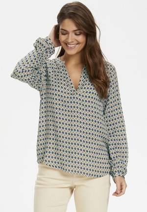 KASARY  - Blouse - light blue