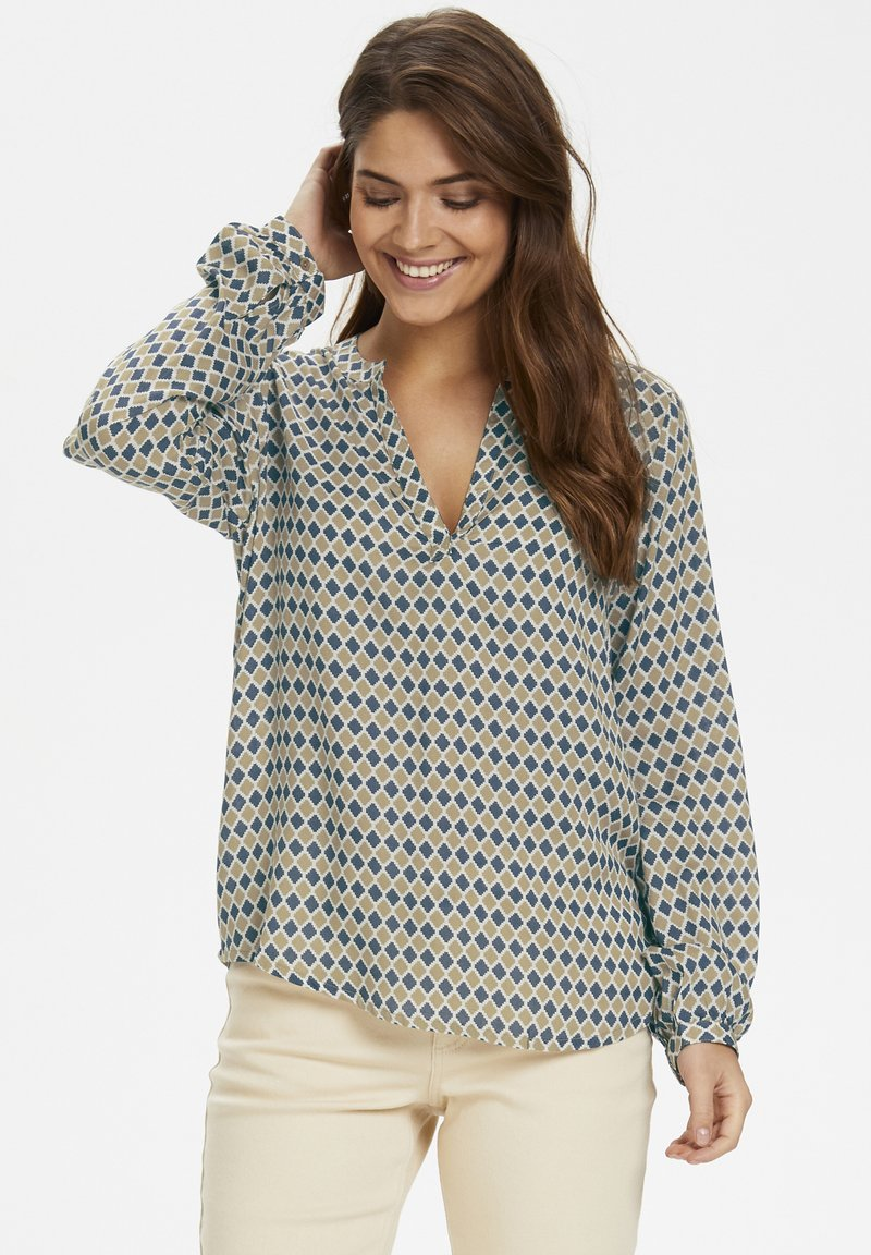 Kaffe - KASARY  - Blouse - light blue