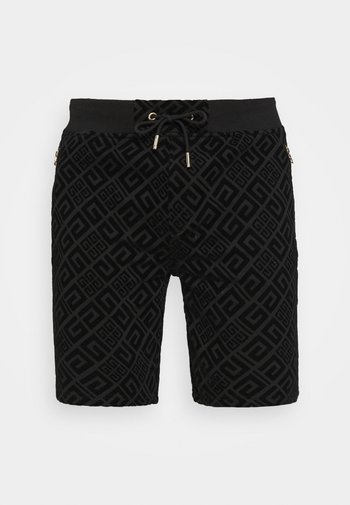 NAVARO SHORT - Shorts - jet black