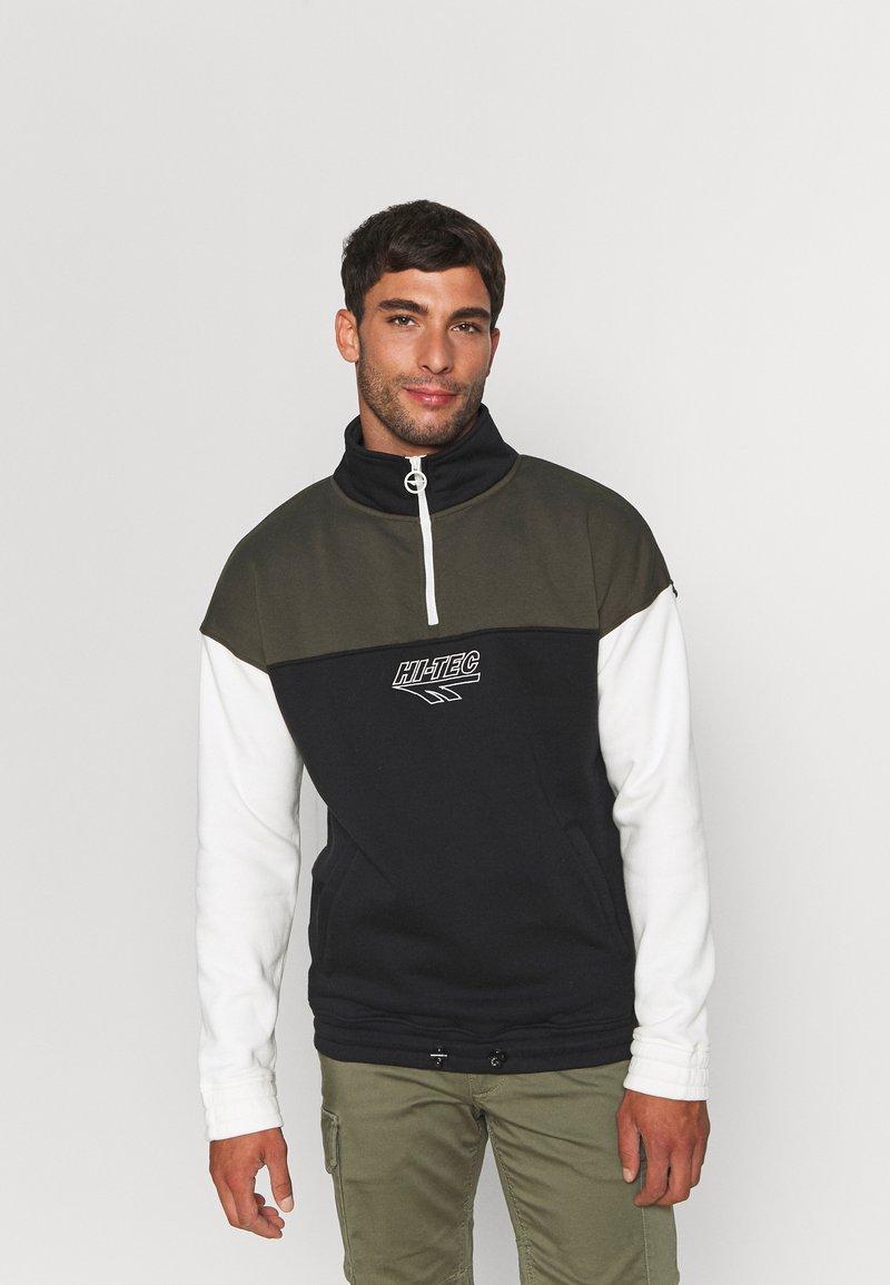 Hi-Tec - PETER - Sweatshirt - jet black