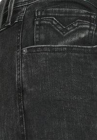 Replay - ANBASS HYPERFLEX REUSED - Slim fit jeans - dark grey - 5