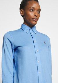 Polo Ralph Lauren - OXFORD - Vestido camisero - blue lagoon - 4