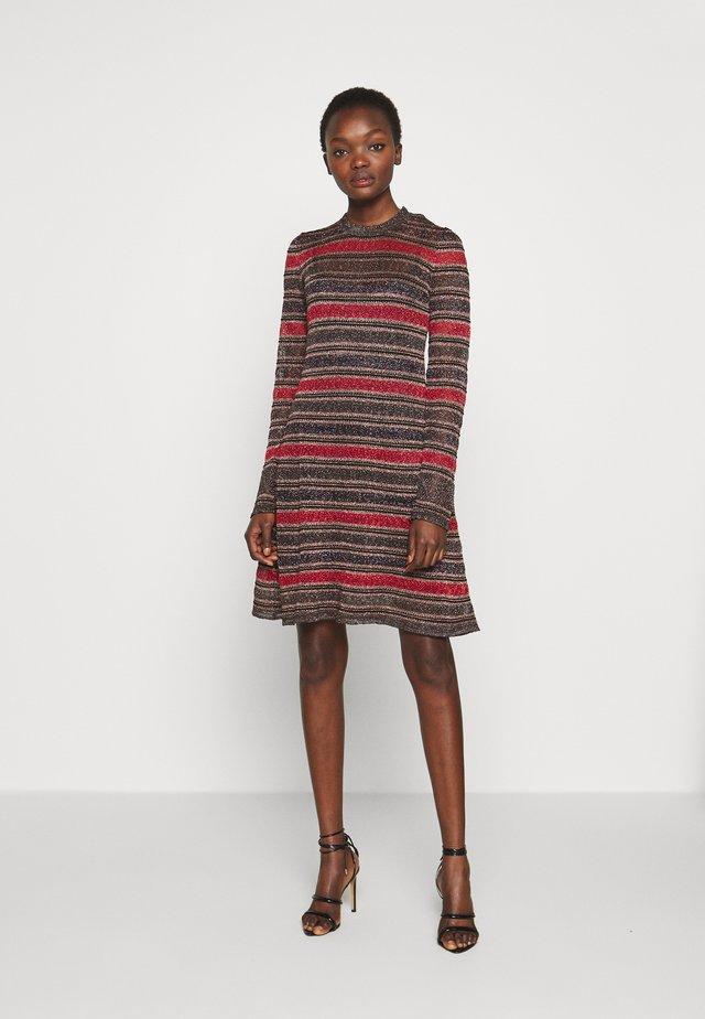 Jumper dress - multi