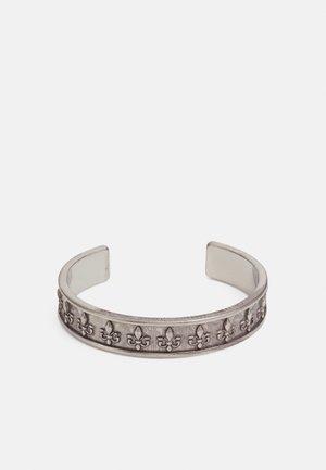 BANGLE FRAME GIGLIO UNISEX - Armband - antique silver-coloured