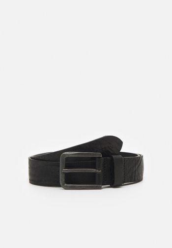 B-USED BELT - Pásek - black