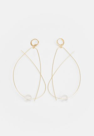 EARRING - Pendientes - gold-coloured