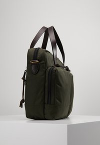 Filson - DRYDEN BRIEFCASE - Attachetasker - ottergreen - 3