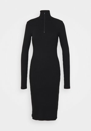 ELLY DRESS - Jumper dress - black