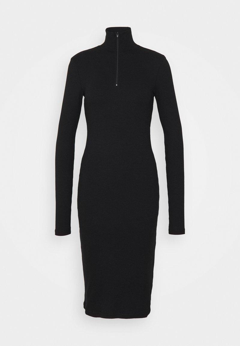 Dr.Denim Tall - ELLY DRESS - Jumper dress - black