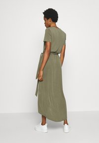 Object - OBJANNIE NADIA DRESS - Maxi-jurk - burnt olive - 2