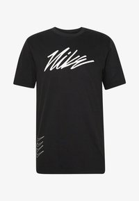 Nike Performance - DRY TEE PROJECT X - Camiseta estampada - black - 5