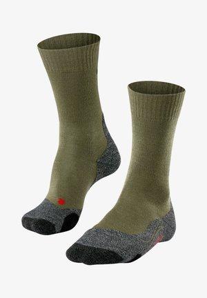 TK2 - Chaussettes de sport - olive