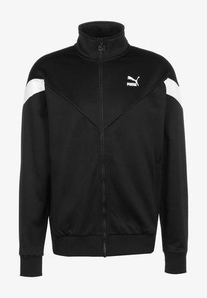 TRAININGSJACKE ICONIC MCS PT - Sportovní bunda - black