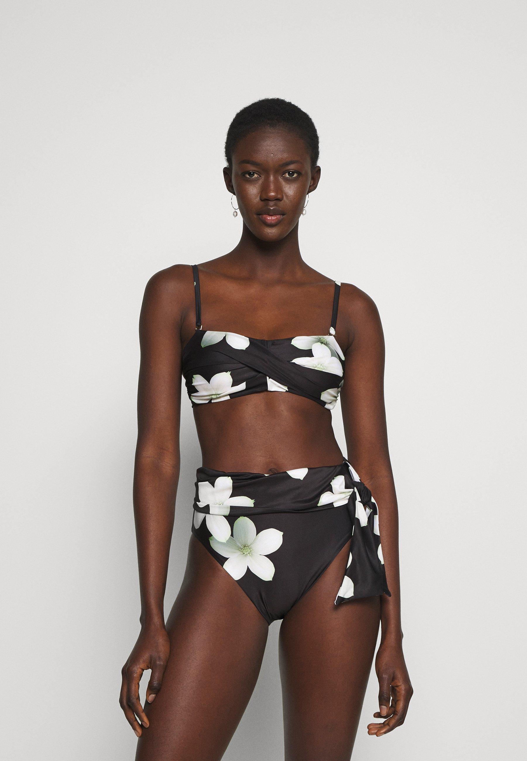 Women TWIST BANDEAU - Bikini top