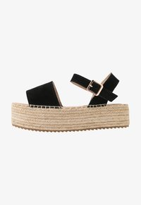XTI - Platform sandals - black - 1