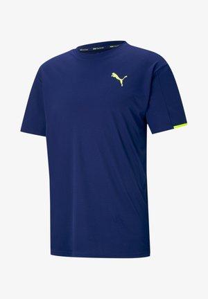 GRAPHIC  - T-shirt imprimé - elektro blue