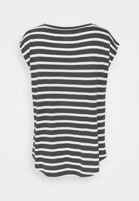 GAP - LUXE - Print T-shirt - black white - 1