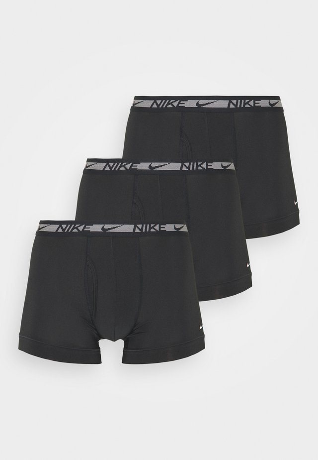 TRUNK 3PK FLEX MICRO - Pants - black
