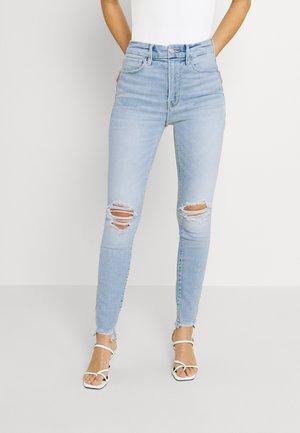 GOOD WAIST - Jeans Skinny Fit - blue