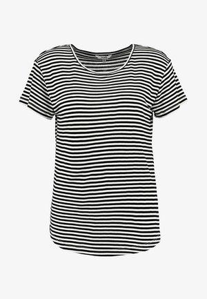 LUCIANNA - Print T-shirt - black sugar