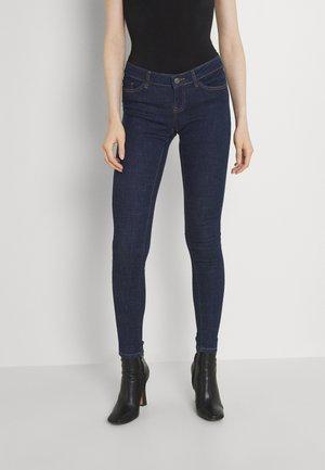NMEVE - Jeans Skinny Fit - dark blue denim