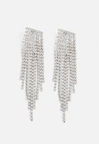 LIARS & LOVERS - WIN CUPCHAIN CASCADE - Earrings - silver-coloured - 0