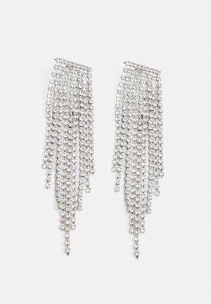WIN CUPCHAIN CASCADE - Earrings - silver-coloured