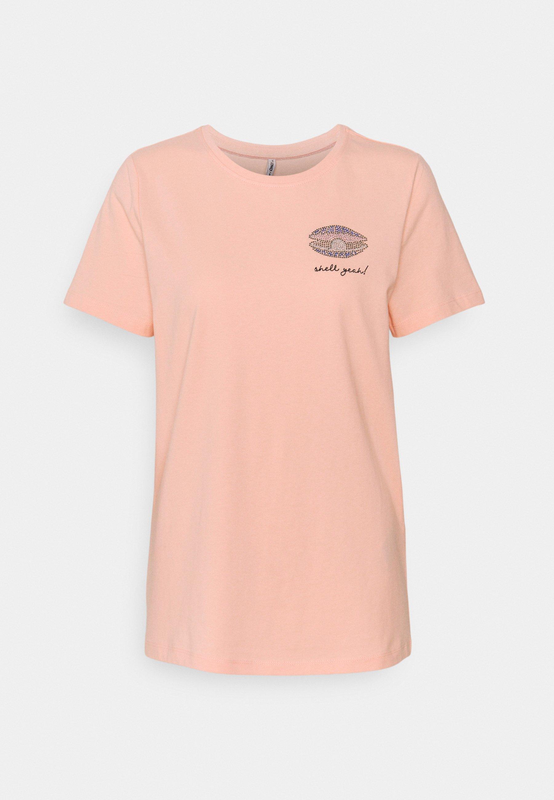 Women ONLKITA LIFE - Print T-shirt