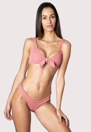 CRINKLE - Bikiniyläosa - pink