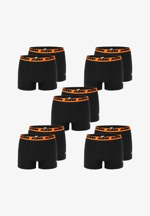 10 Pack - Boxer shorts - black